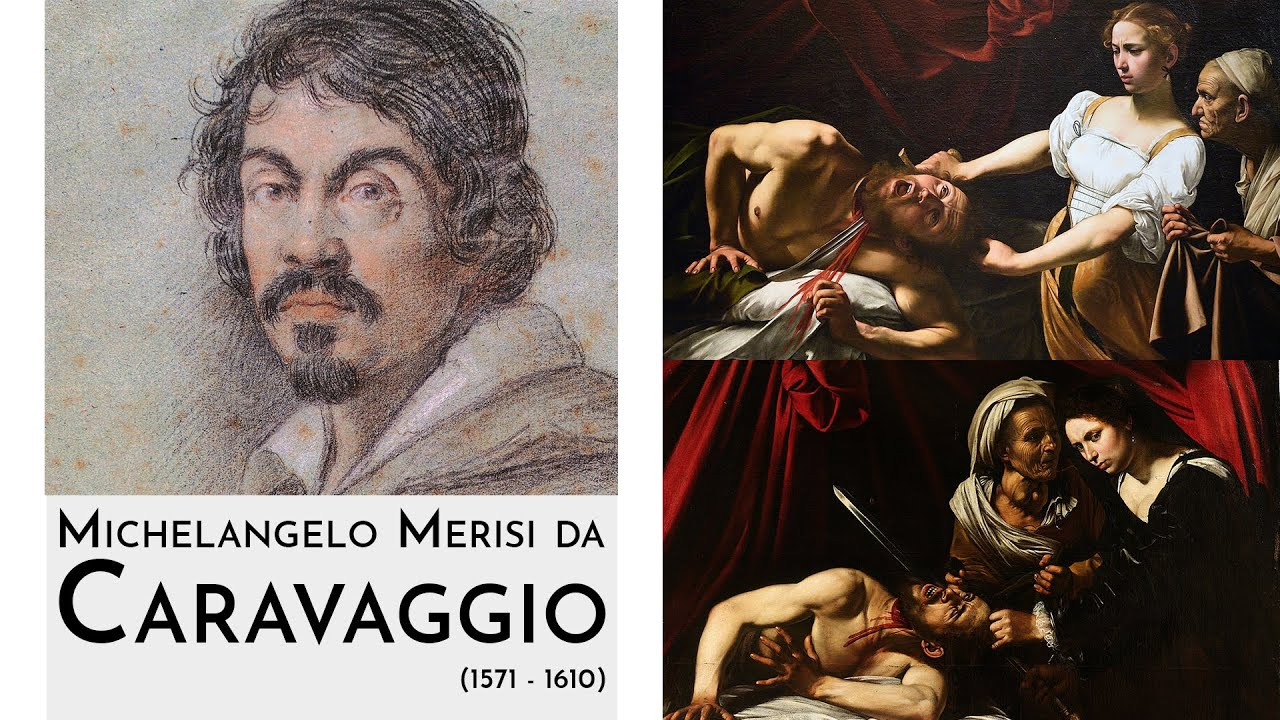 16 Beautiful Paintings By Caravaggio You Havent Seen Before