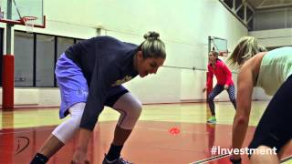 Investing in Yourself - Dream India Academy presents Elena Delle Donne of the Chicago Sky