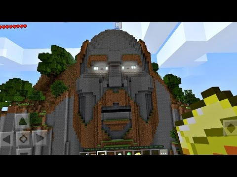 The BEST Seed Ever - Temple Of Notch Seed In Minecraft Pocket Edition