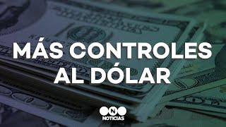 MÁS CONTROLES AL DÓLAR: los gastos con tarjeta se descontarán del cupo mensual de US$200 - Telefe