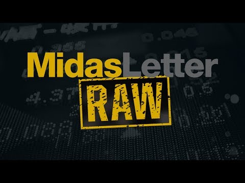 Midas Letter RAW 76: Bruce Linton CEO of Canopy Growth & Macroeconomic/Cannabis Commentary