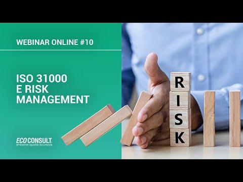 La ISO 31000 e il Risk Management