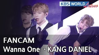 [FOCUSED] Wanna One's KANG DANIEL - Light [Music Bank / 2018.06.08]