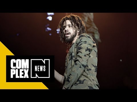 """J. Cole on Apparent """"1985"""" Diss: 'It's Really a 'Shoe Fits' Situation'"""