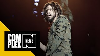 J. Cole on Apparent '1985' Diss: 'It's Really a 'Shoe Fits' Situation'