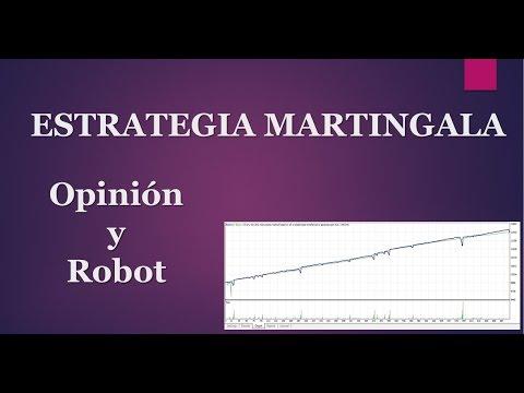 Estrategia binaria robot martingala estrategia