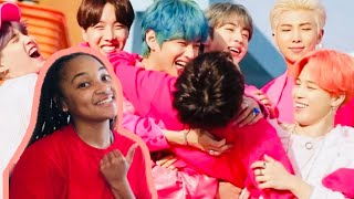 Funny Dance Practice Moments | BTS reaction