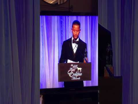 Luis ocasio  win eclipse awards