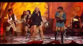 Gwen Stefani - Rich Girl (live)