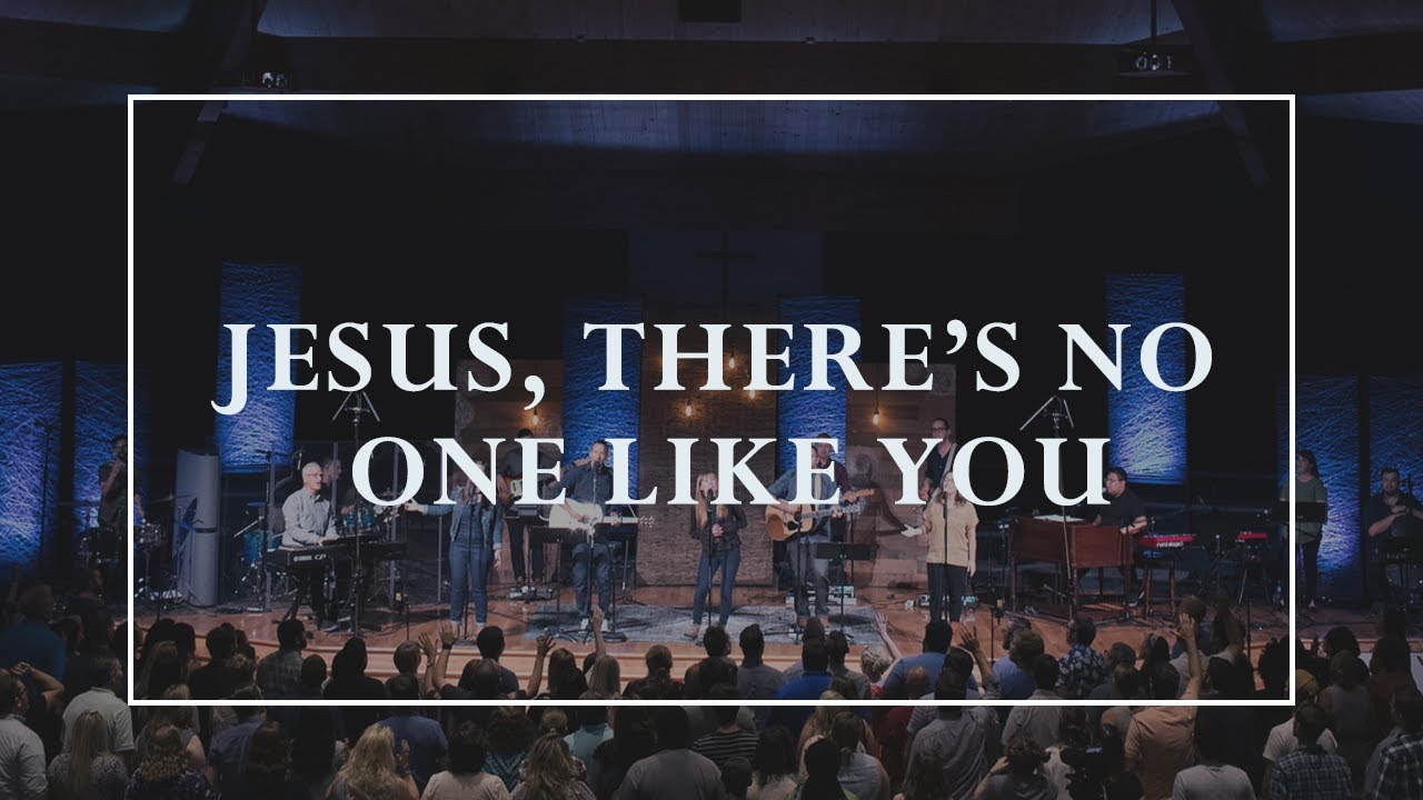 Jesus, There's No One Like You •Prayers of the Saints Live