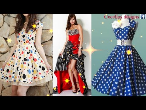 polka-dot-dress-ideas