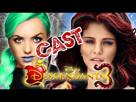 CAST OF DESCENDANTS 3 (2019) - LIST CAST | NEW CAST DESCENDANTS 3