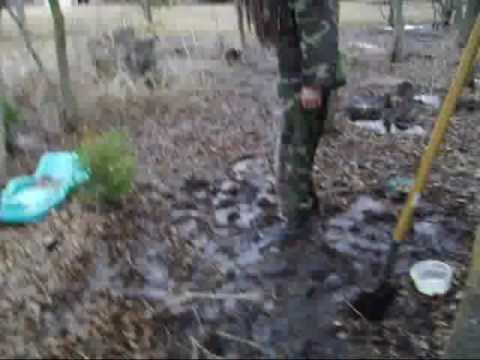 how to make paintball tripwire mine