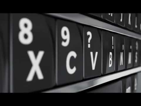 BlackBerry Q10 Commercial
