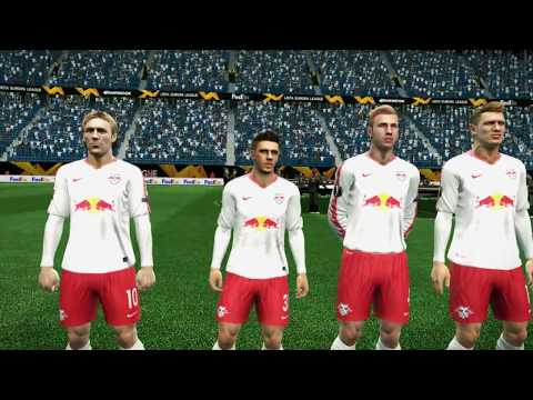 New Menu Music & New Stadium Boards & New UEFA Europa League Anthem For PES 2013