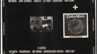 Danba - Atzo lez nazkatuta