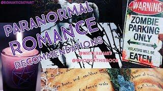 Romantics at Hart: Paranormal Romance Recommendations