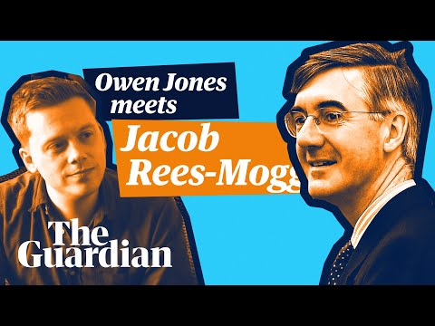 Owen Jones meets Jacob Rees-Mogg |