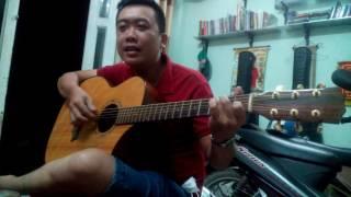 [HV GCB] Đêm buồn tỉnh lẻ - Tú Nhi - Sang Lu guitar cover