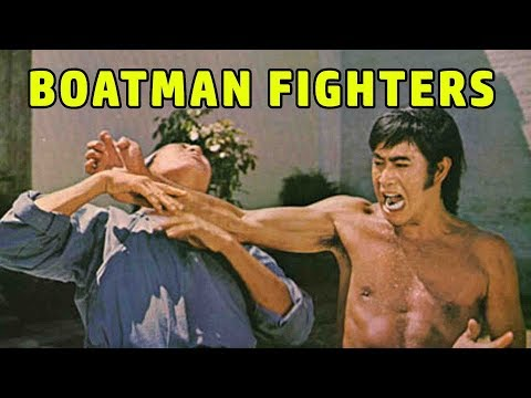 Wu Tang Collection - The Boatman Fighters