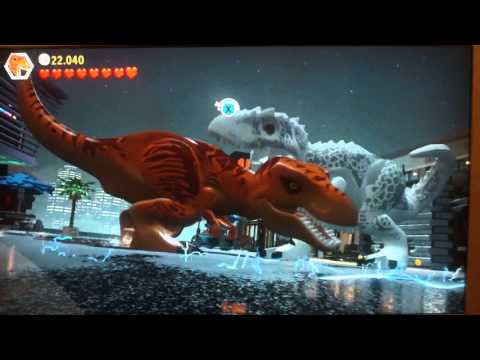 lego jurassic world walkthrough xbox 360 how to play