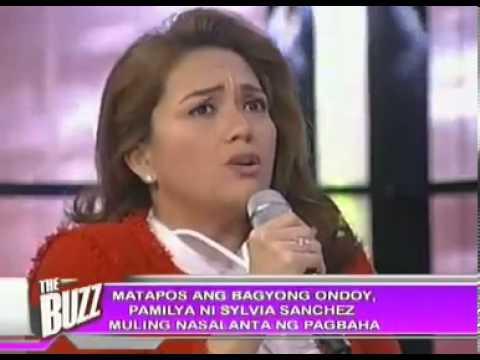 Sylvia Sanchez, Arjo Atayde and Ria Atayde on The Buzz (08/12/2012)