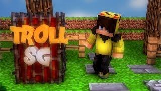 HACKERA ÇİN İŞKENCESİ YAPIP BANLADIM! (Minecraft : TROLL Survival Games #17)