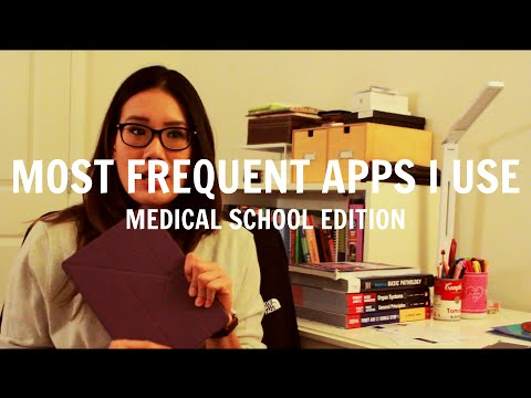 Useful Apps for Med School | What's on my iPad Medical School Edition