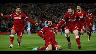 مصر العربية | ليلة الأبطال ليفربول يواجه روما وصلاح يكتب تاريخ جديد