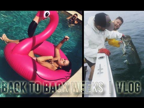 Back to Back Weeks | Vlog