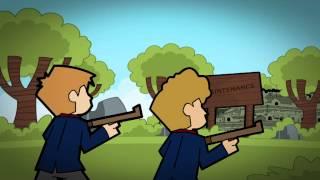 film pendek animasi cerita candi borobudur