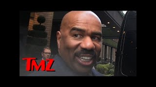 Steve Harvey: KO'd By The Holy Spirit? | TMZ