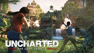 SEARCHING FOR TREASURE Uncharted The Lost Legacy Part 2