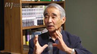 160425 岩上安身による島村英紀 武蔵野学院大学特任教授インタビュー