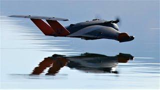 Autonomous Ekranoplans:  The Next Evolution  (The Flying Ship Company G.E.V.)