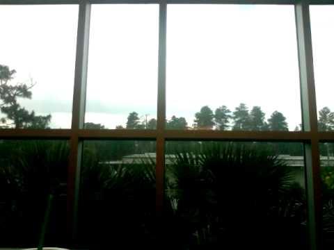 Hernando County afternoon rainstorm