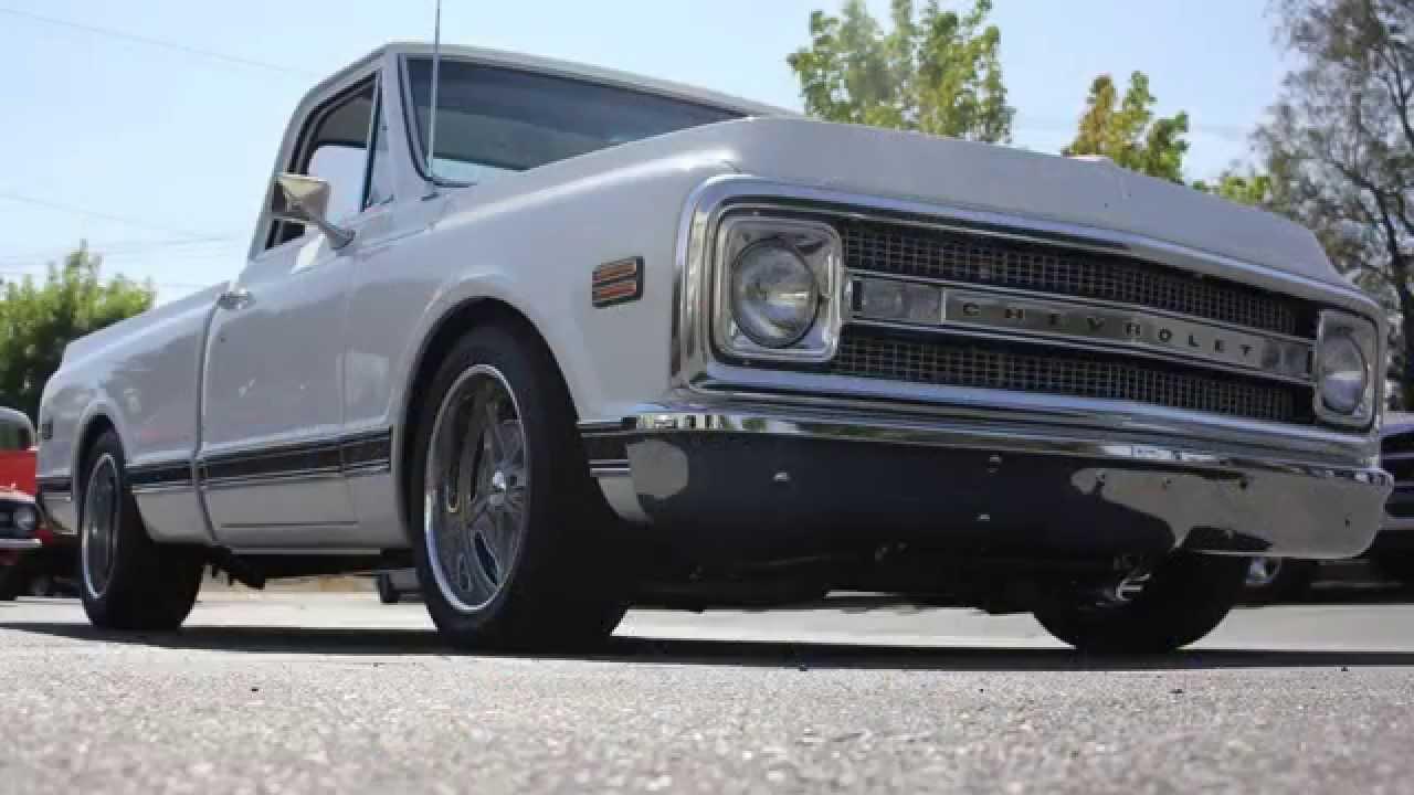 Protouring Chevrolet C10 Pickup Youtube