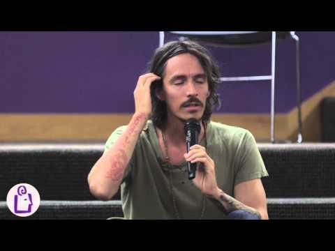 Brandon Boyd introduces So the Echo at University Book Store