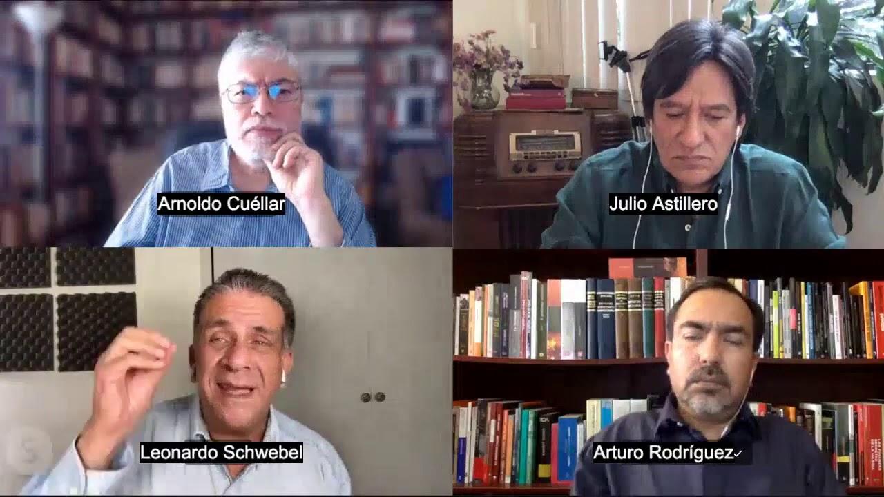 Lozoya comienza a cantar; Peña y Videgaray, primeras tonadas, analizan Cuéllar, Schwebel y Rodríguez