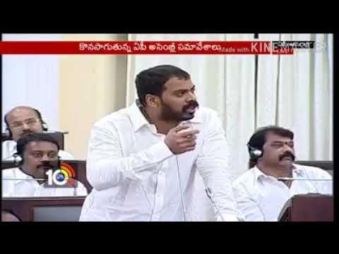 Nellore YSR CONGRESS MLA Anil Kumar Yadav About GOVT Schools And Political Leaders