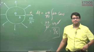 Electrostatics Video Lectures By Nitin Vijay (NV) Sir (ETOOSINDIA.COM)