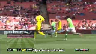 Video Gol Pertandingan Wolfsburg vs Villarreal
