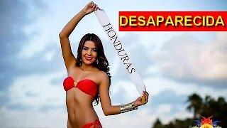 Miss Honduras Mundo 2014 DESAPARECIDA Maria Jose Alvarado