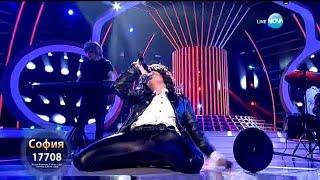 "София като Jim Morison - ""The Doors Break on Through"" | Като две капки вода"