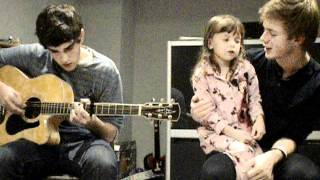 Paradise Fears - Stereo Hearts acoustic cover #2