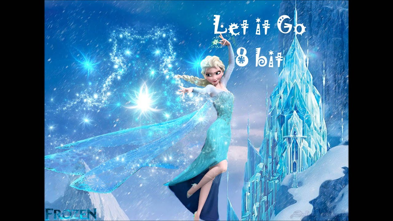 let it go- 8-bit version and download link (free disney/top 40