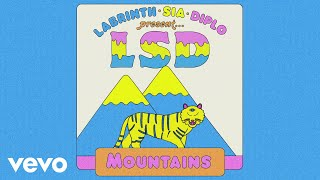 LSD Mountains (Official Audio) ft. Sia, Diplo, Labrinth