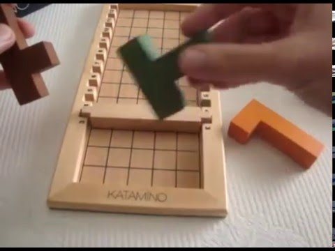 Canal CO-LE. Cooperative Learning. -= Juego Katamino =-