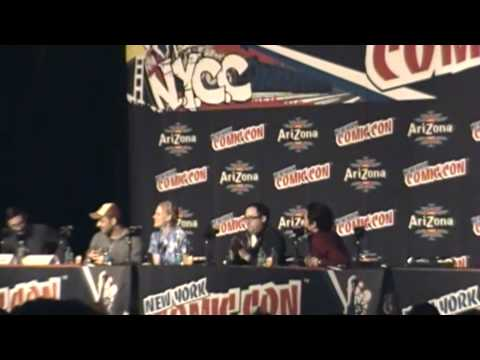 NYCC 13- The Legend of Korra