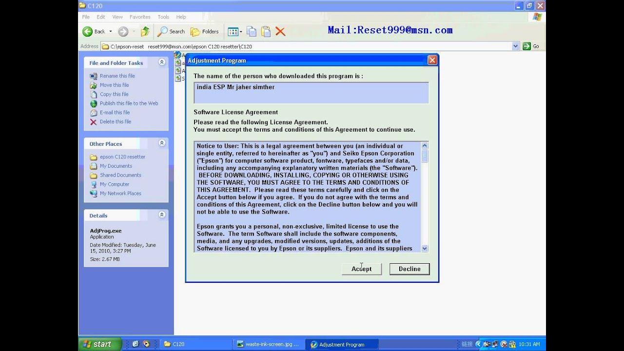 Epson L810 Driver For Windows 7 32 Bit Free Download